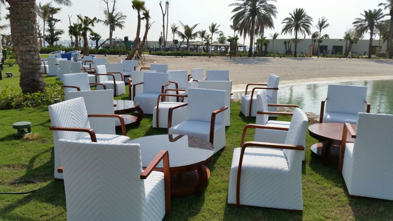 outdoor furniture contemporary sheraton doha qatar