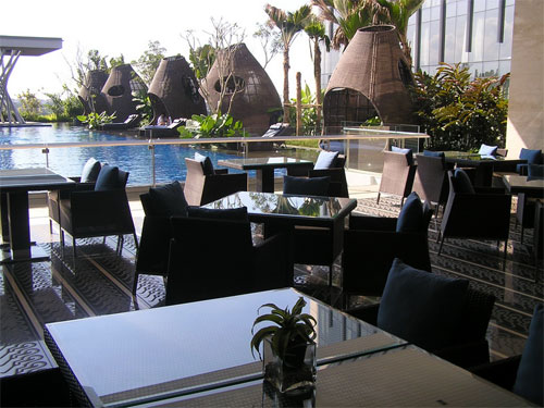 indonesia contemporary furniture hotel project in hilton bandung