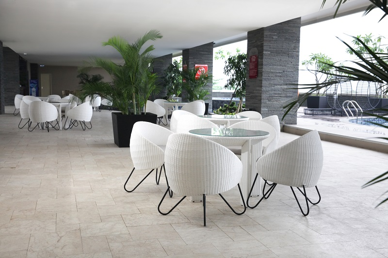 outdoor modern furniture alana hotel solo