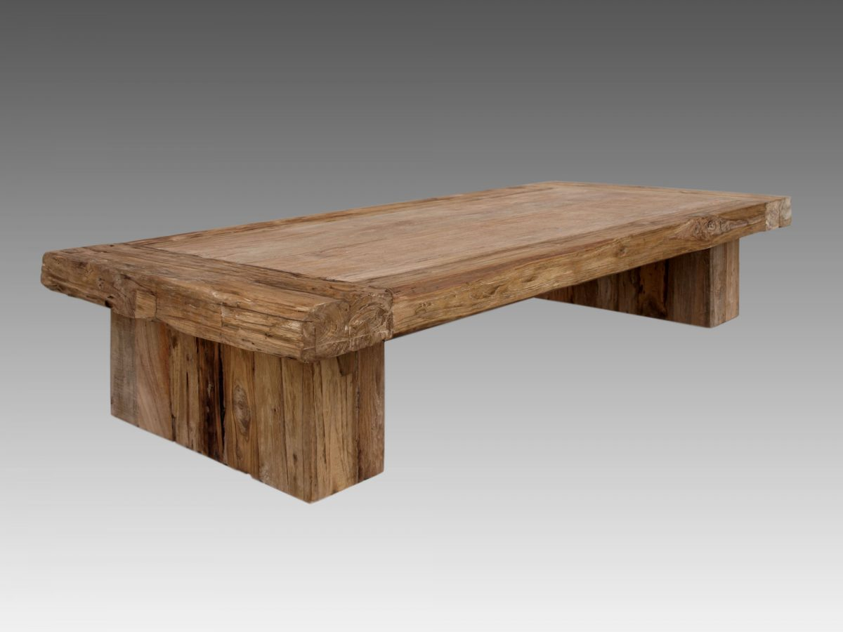 - Dois Rustic Coffee Table Indonesian Modern And Contemporary