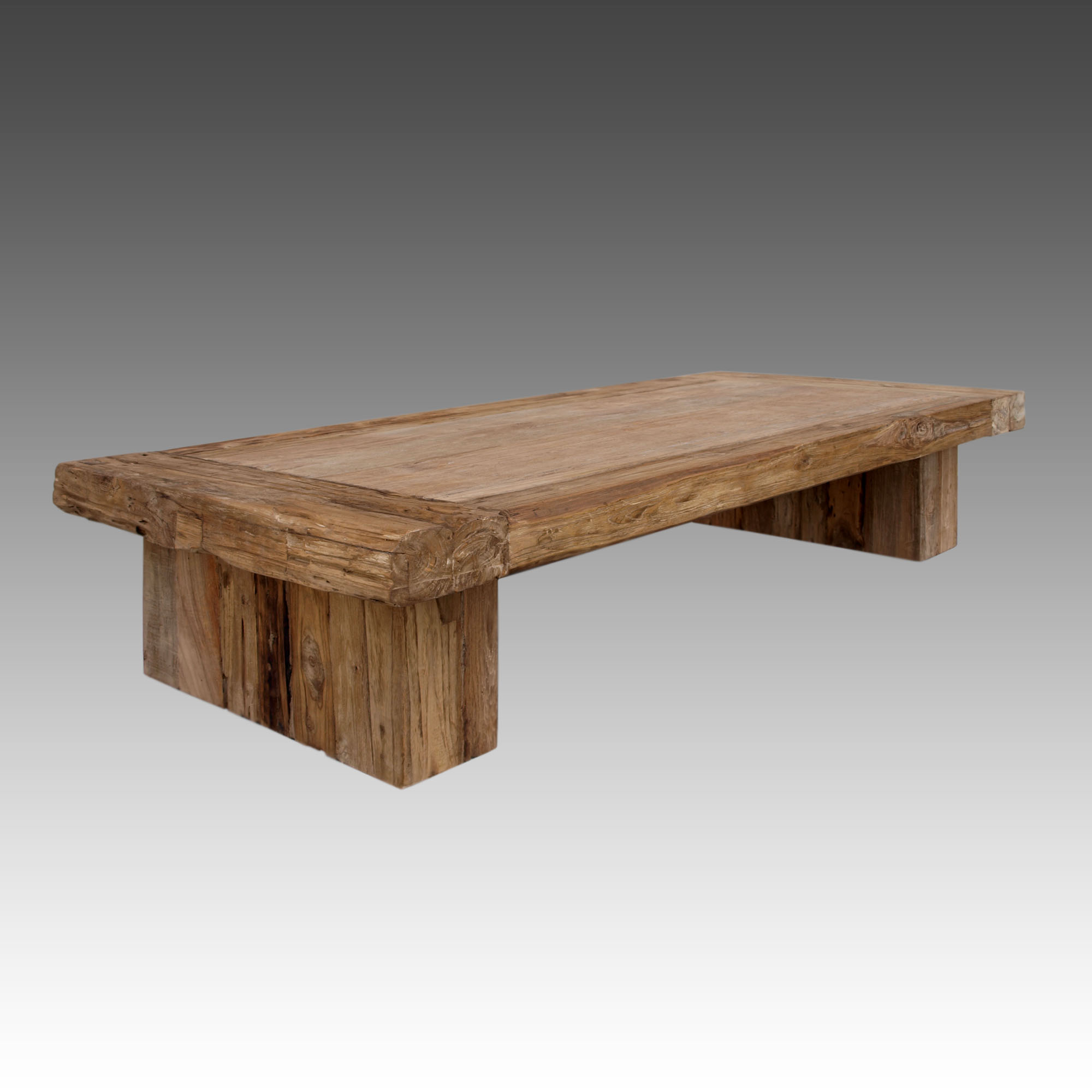 Contemporaryfurniture Com: Dois Rustic Coffee Table