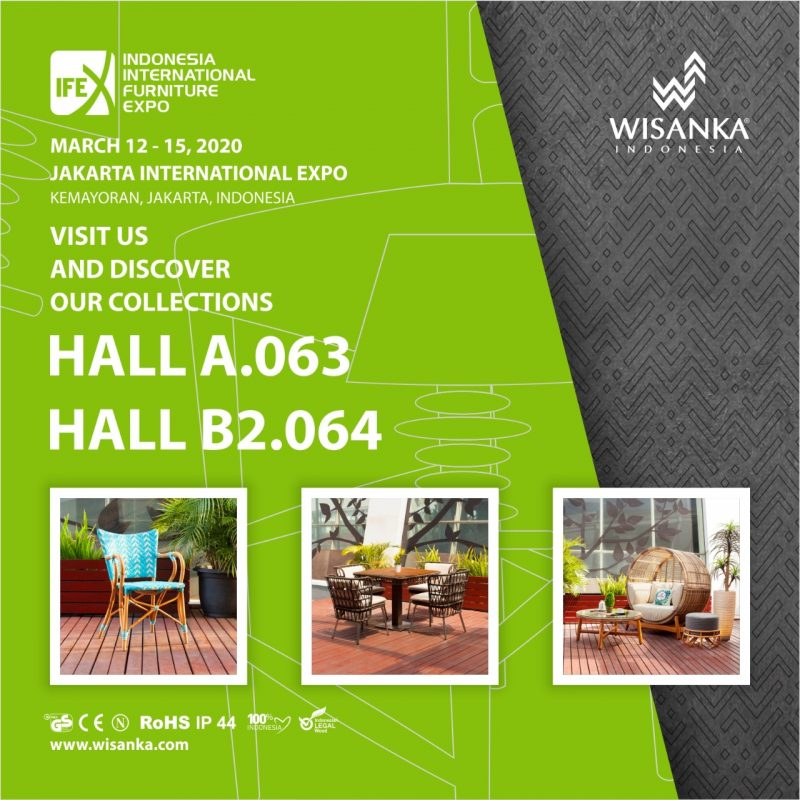 ifex 2020 jakarta, ifex 2020 indonesia furniture for hotel | indonesia contemporary furniture