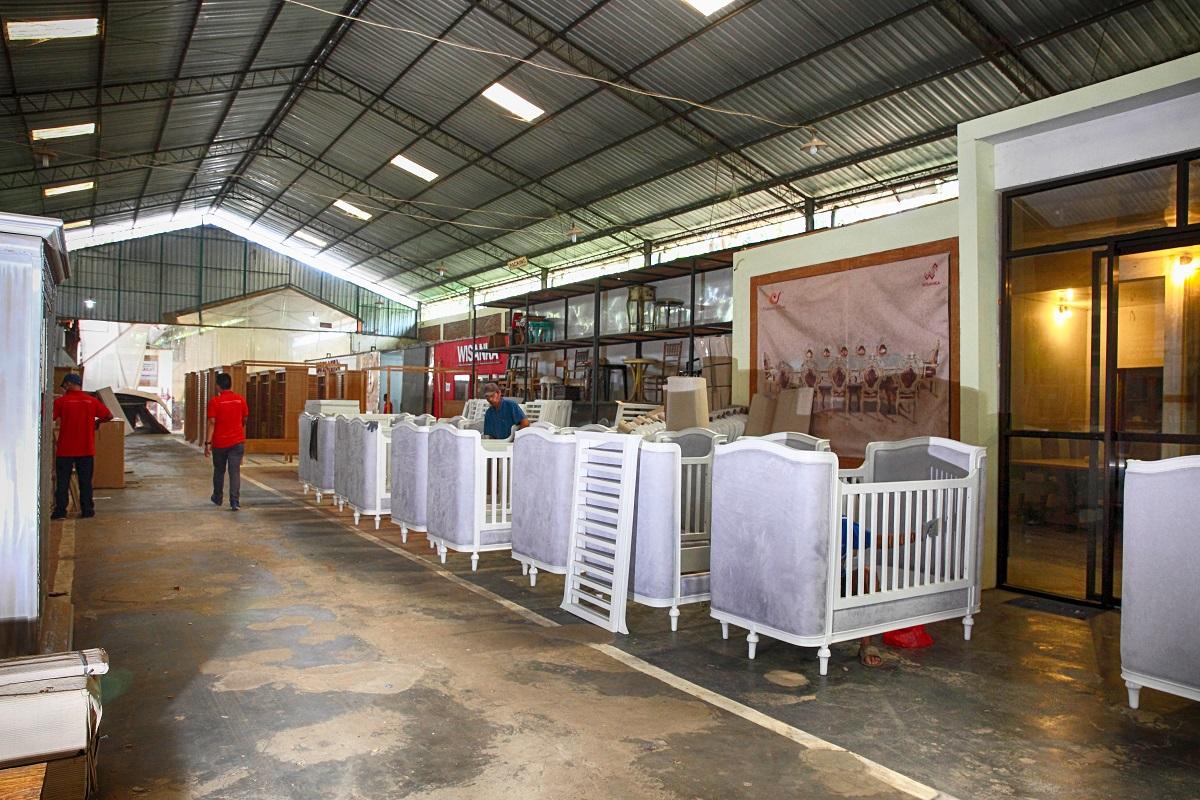 Production Capacity Jepara 2