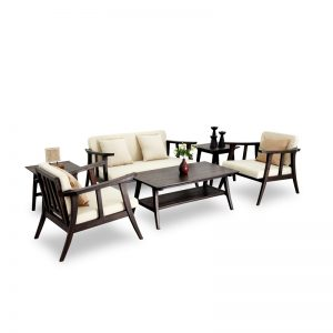 Satui Living Set, Contemporary Living Set Furniture
