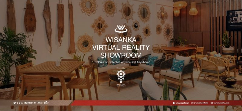 Visual and Virtual Showroom Wisanka